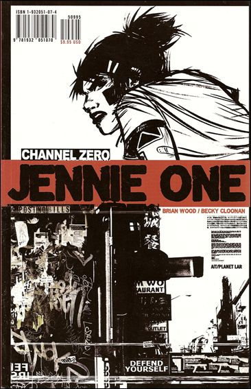 Channel Zero: Jennie One 1-A by AiT/PlanetLar