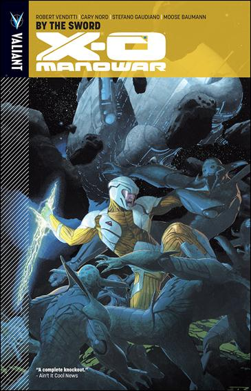 X-O Manowar 1-A by Valiant Entertainment