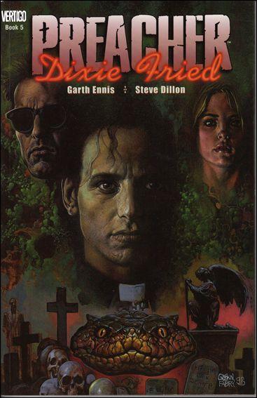 Preacher (1996) 5-D by Vertigo
