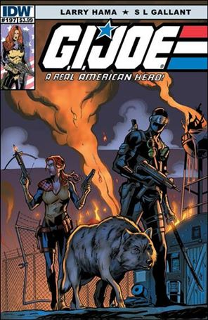 G.I. Joe: A Real American Hero 197-A