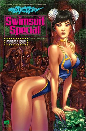 Street Fighter Swimsuit Special 1-D