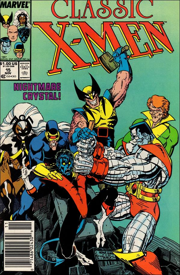 Classic X-Men 15-A by Marvel