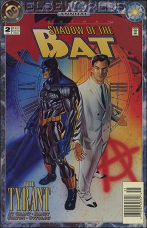 Batman: Shadow of the Bat Annual 2-A