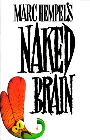 Naked Brain 2-A by Insight Studio Group