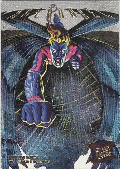 1995 Fleer Ultra X-Men (Hunters & Stalkers Subset) 9-C by Fleer