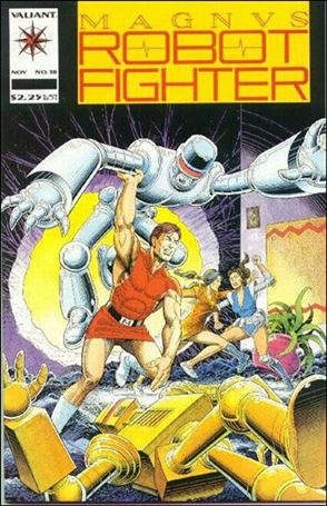 Magnus Robot Fighter (1991) 18-A