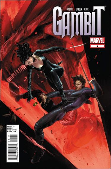 Gambit (2012) 4-A by Marvel
