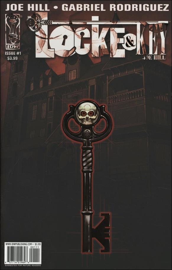 Locke & Key 1-H by IDW