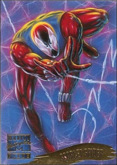 1995 Marvel Masterpieces (Base Set) 143-A by Fleer
