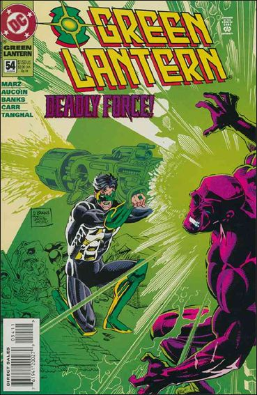 Green Lantern (1990) 54-A by DC