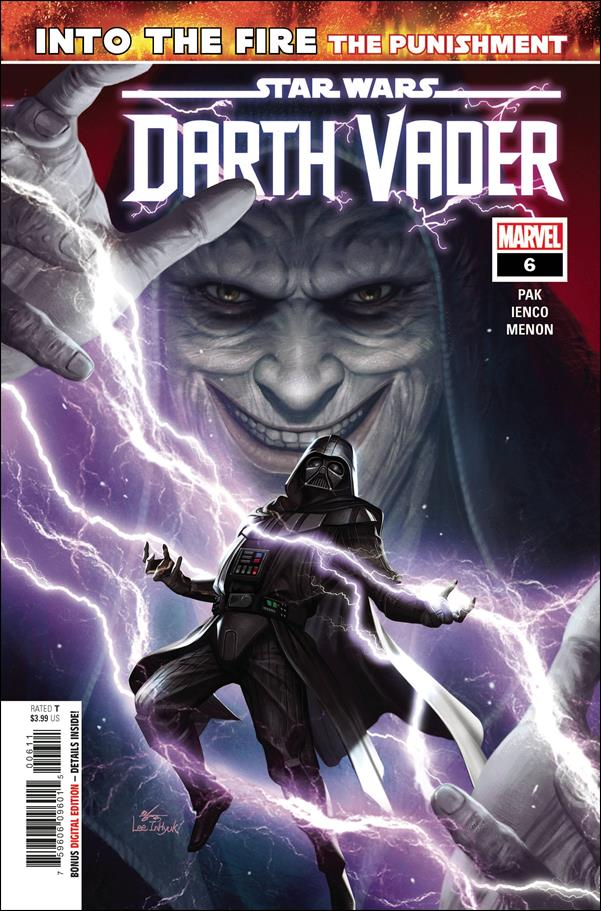 Star Wars: Darth Vader 6-A by Marvel