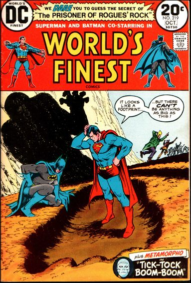 World's Finest Comics 219-A by DC