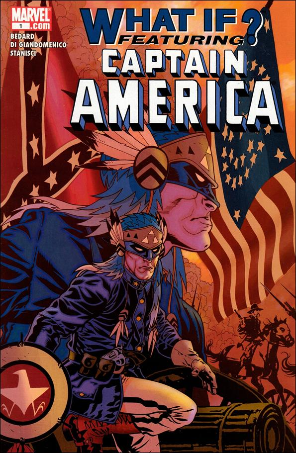 What If: Captain America 1-A by Marvel