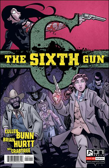 Sixth Gun 29-A by Oni Press