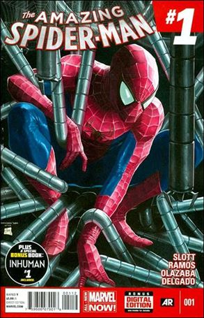 Amazing Spider-Man (2014) 1-L