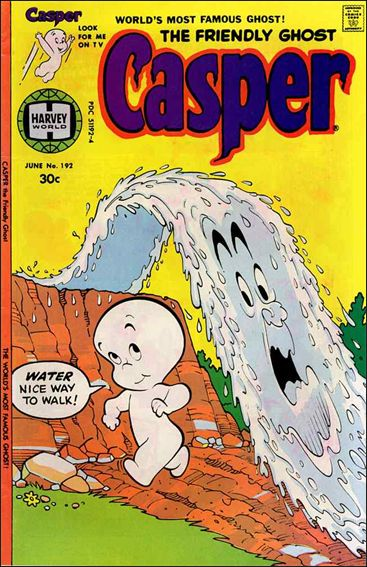Friendly Ghost, Casper 192-A by Harvey