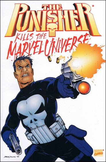 Punisher Kills the Marvel Universe 1-B by Marvel