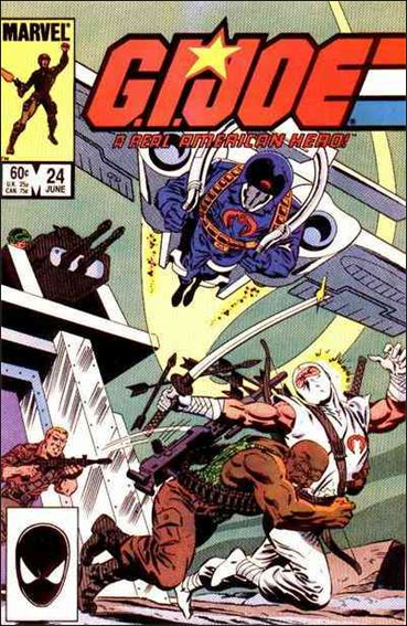 G.I. Joe: A Real American Hero 24-A by IDW