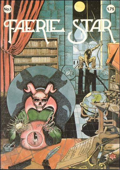 Faerie Star 1-A by Moon Press Productions