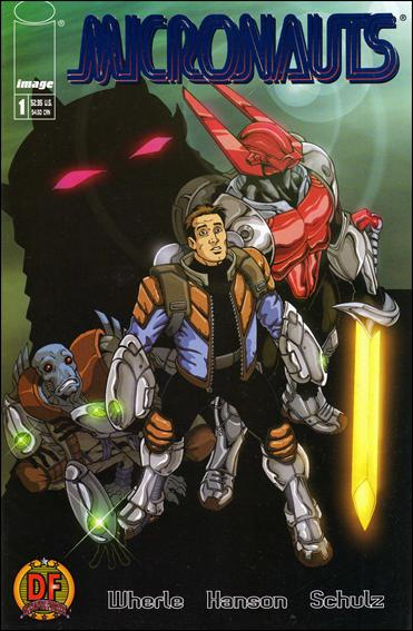 Micronauts (2002) 1-D by Image