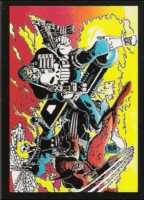 Ghost Rider II (Base Set)  47-A by Comic Images