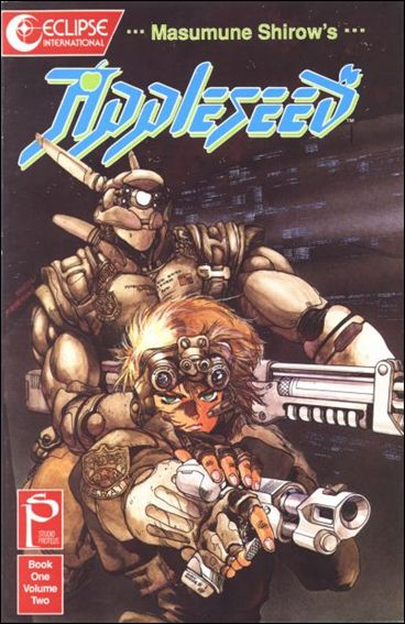 Appleseed Book 1 2-A by Eclipse