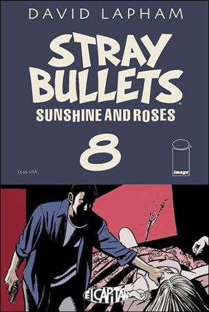 Stray Bullets: Sunshine and Roses 8-A