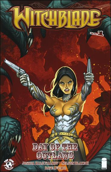 Witchblade: Day of the Outlaws 1-A by Top Cow