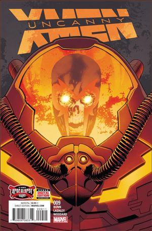 Uncanny X-Men (2016) 9-A