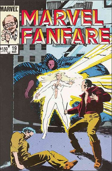 Marvel Fanfare (1982) 19-A by Marvel