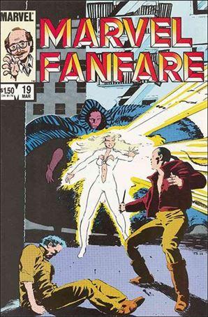 Marvel Fanfare (1982) 19-A