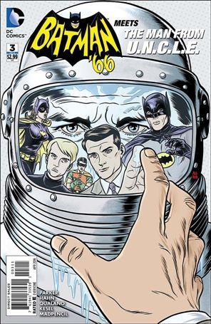 Batman '66 Meets The Man from U.N.C.L.E. 3-A