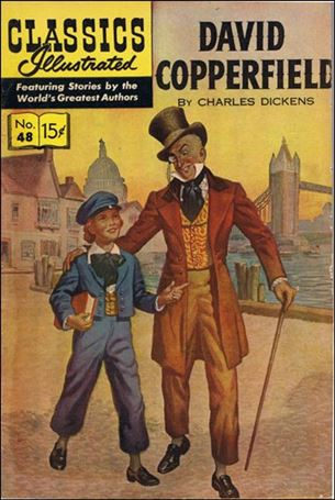 Classic Comics/Classics Illustrated 48-D