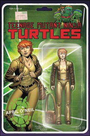 Teenage Mutant Ninja Turtles (2011) 52-D
