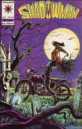 Shadowman (1992) 28-A