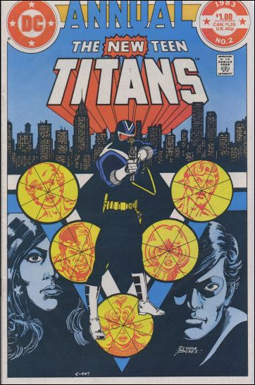 New Teen Titans Annual 2-A by DC