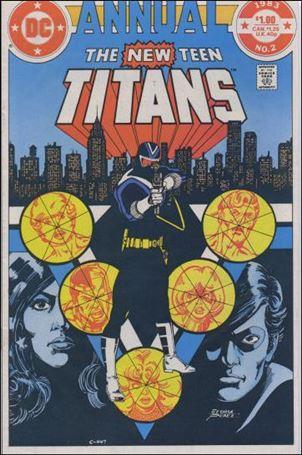 New Teen Titans Annual 2-A