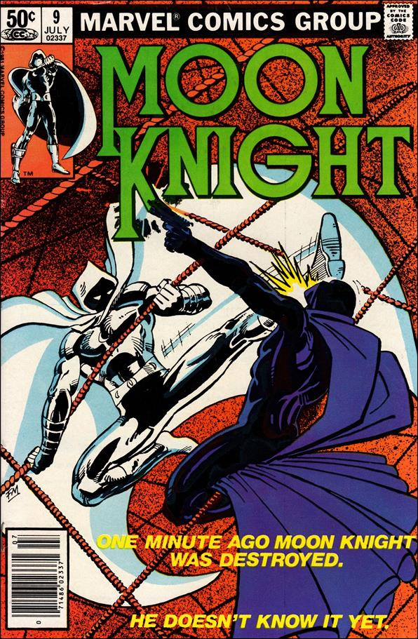Moon Knight (1980) 9-A by Marvel