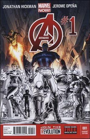 Avengers (2013) 1-I