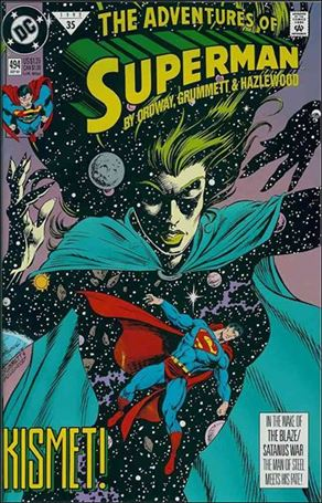 Adventures of Superman (1987) 494-A