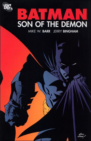 Batman: Son of the Demon nn-A by DC