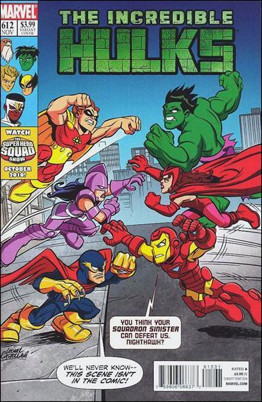 Incredible Hulks 612-B by Marvel