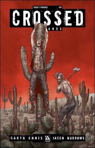 Crossed: Badlands 1-O by Avatar Press