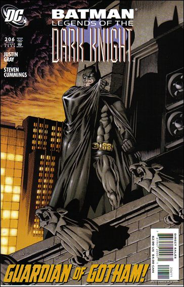 Batman: Legends of the Dark Knight 206-A by DC