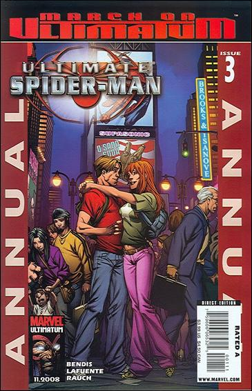 Ultimate Spider-Man Annual 3-A by Marvel