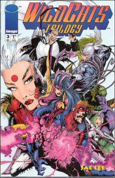 WildC.A.T.s Trilogy 3-A by Image
