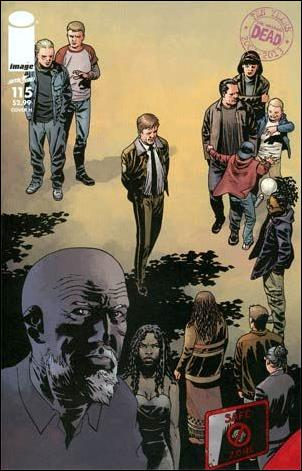 Walking Dead (2003) 115-H by Image
