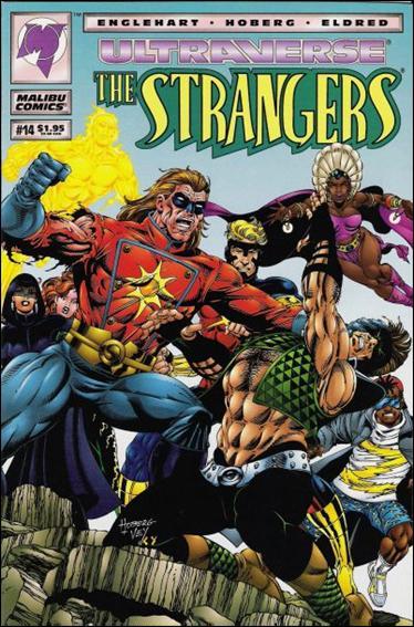 Strangers (1993) 14-A by Malibu