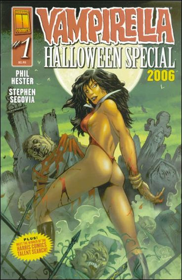 Vampirella 2006 Halloween Special 1-B by Harris