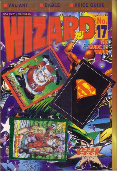 Wizard: The Guide to Comics 17-A by Wizard Press